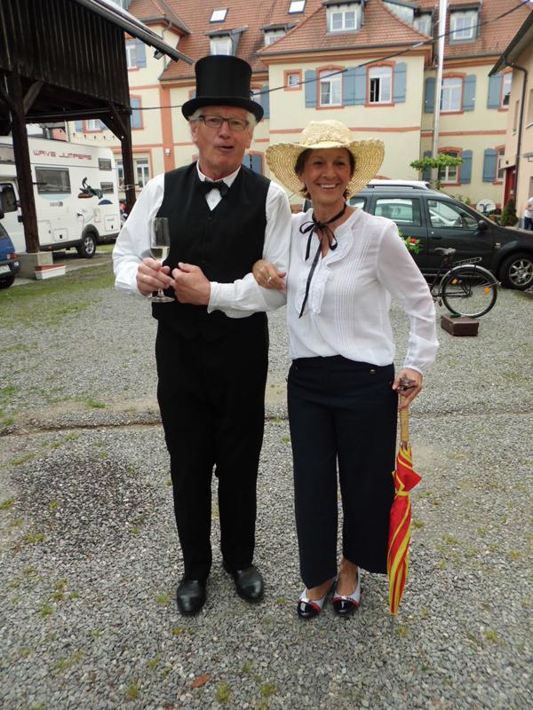 1000-Jahr Feier Friesenheim-Heiligenzell