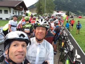Tannheimer-Radmarathon Start